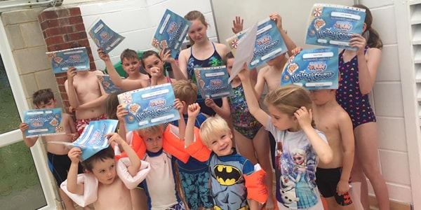 Swimming Lessons FUN Day Certificate Group