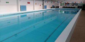 Swimming Lessons Aylesbury at Aylesbury Grammar School Swimming Pool