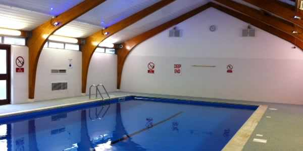 Swimming Lessons Brighton at Ovingdean Hall College Swimming Pool