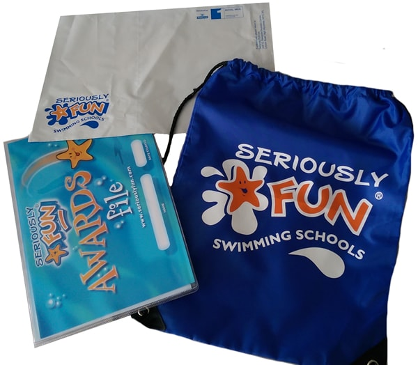 Seriously FUN Swimming Schools Welcome Pack