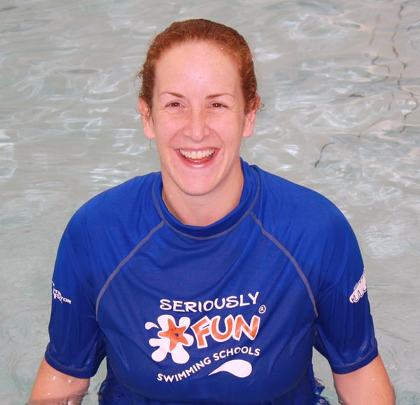 Claire White - Seriously FUN Swimming Schools