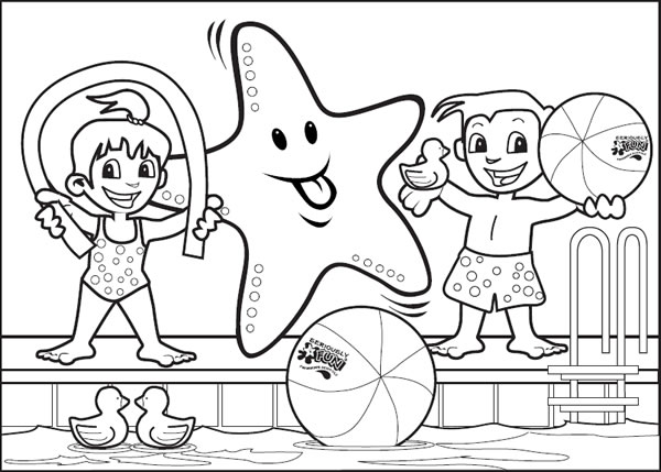 Colouring Pages for Kids Wizzo