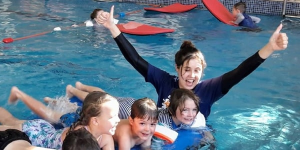 Seriously FUN Swim Teacher Jobs UK